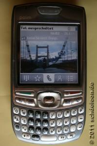 """So sieht mein """"neuer"""" Palm Treo 680 aus"""
