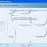 Zur automatischen Erzeugung der Verknüpfungen im Startmenü, auf dem Desktop und im Kontextmenü, wird die Benutzung des Installationsassistenten empfohlen