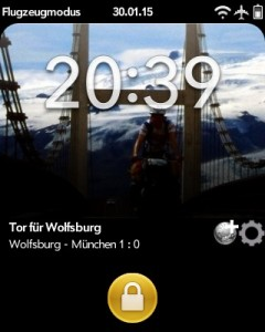 Screenshot TorAlarm bei Tor