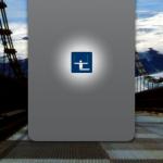 Screenshot beim Start der Anwendung